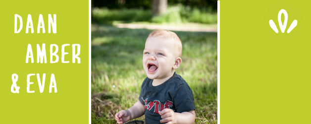 Daan en zijn vriendinnetjes | baby- en kinderfotografie