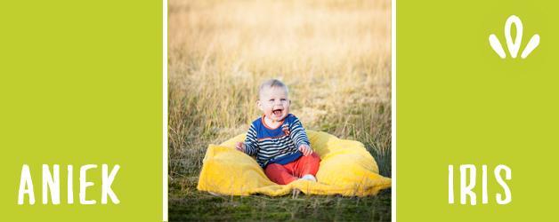 2 vrolijke meisjes! | Babyfotografie