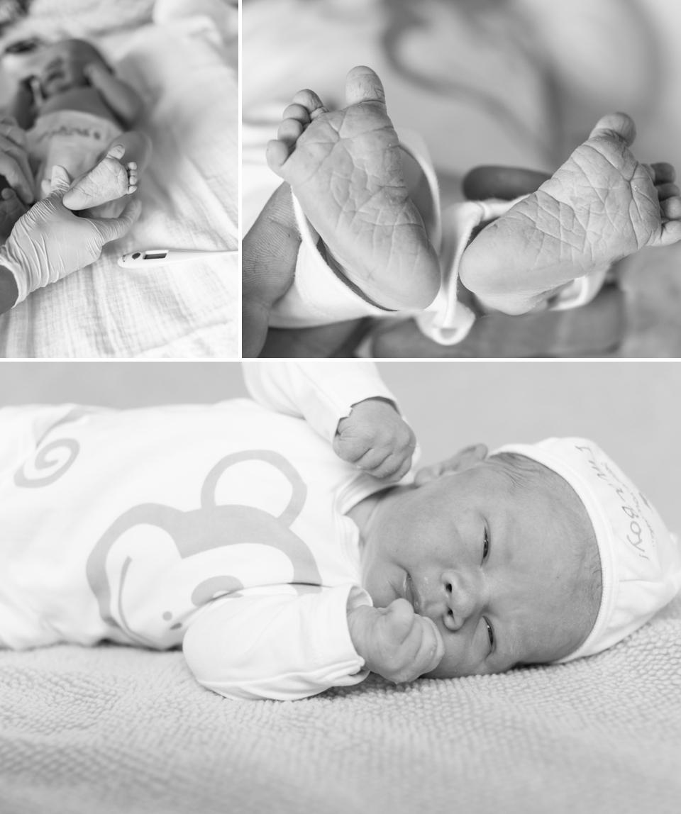 Geboortereportage Vinkeveen
