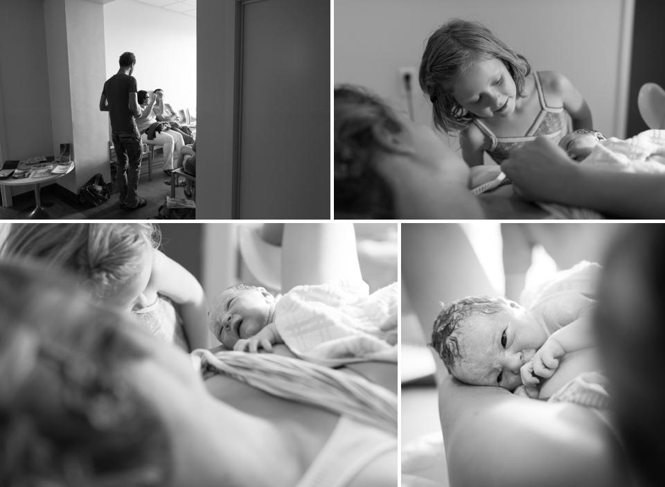 Geboortereportage België