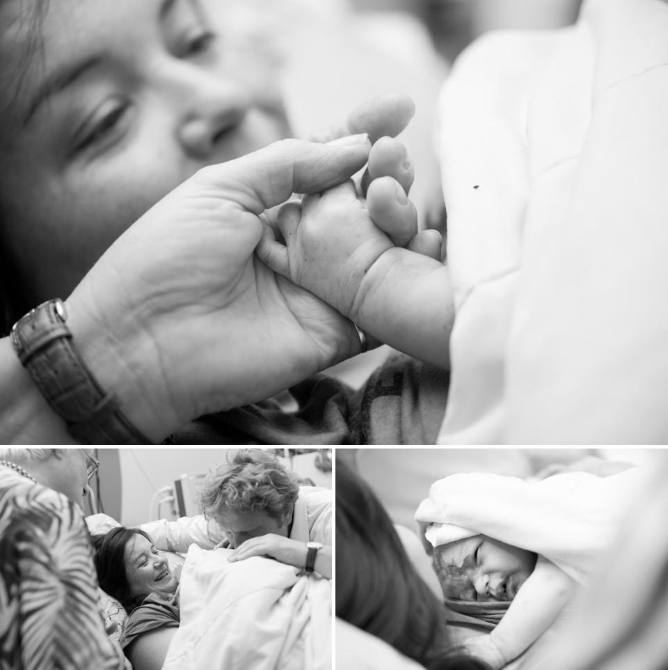 Ziekenhuisbevalling