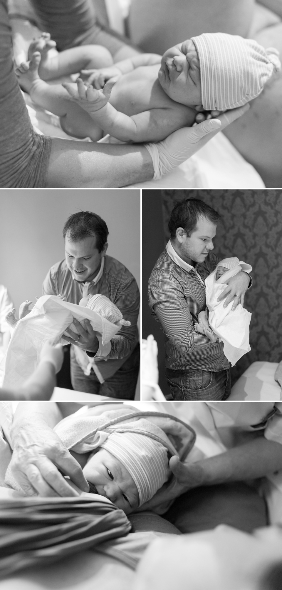 Bevallingsfoto's