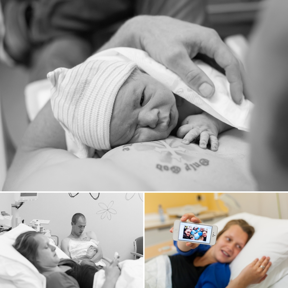 birth photography the Netherlands