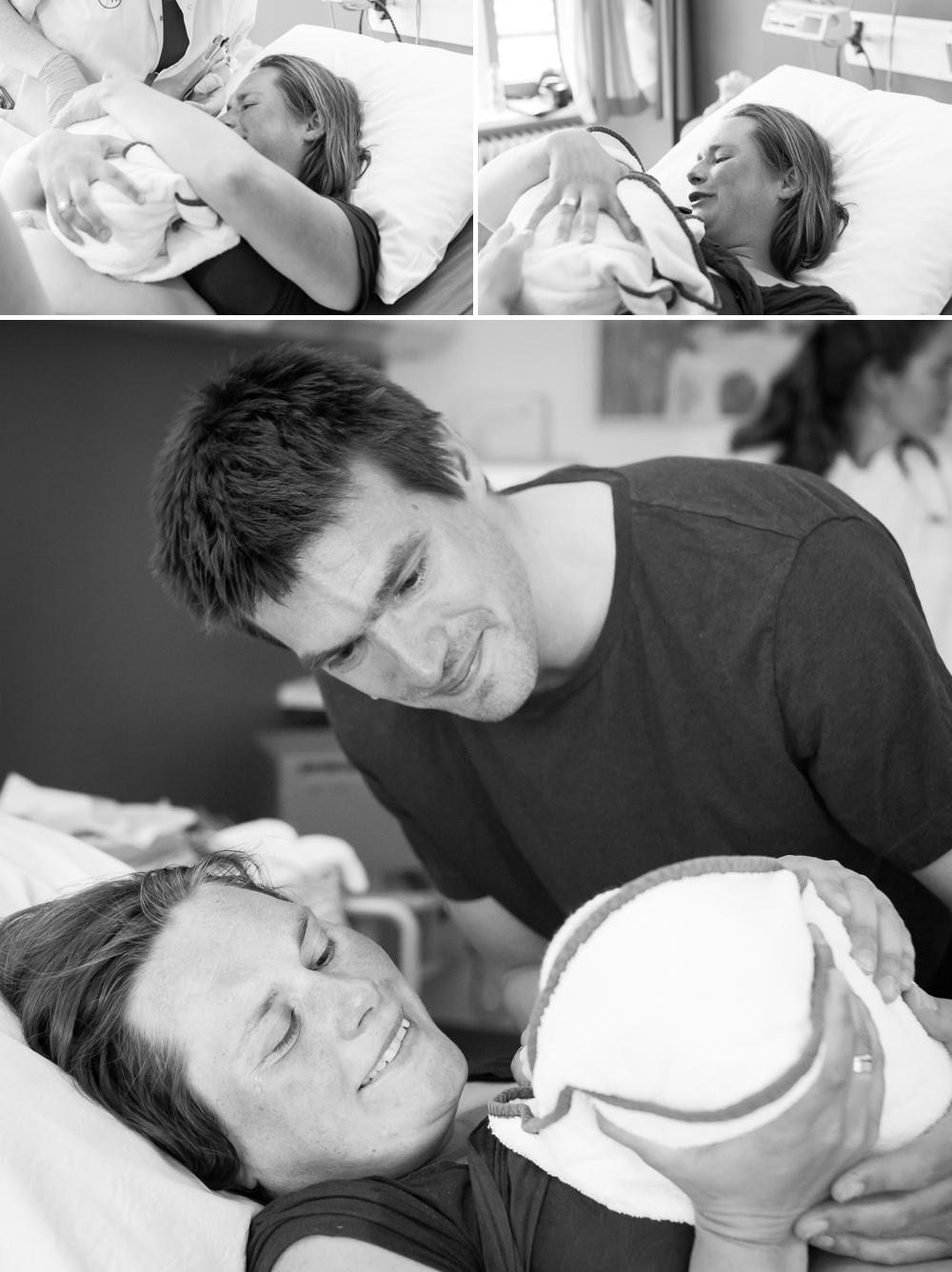 Geboortereportage