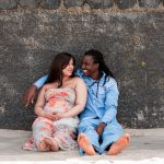 Maternity photography Vlissingen | Gia en Richenel