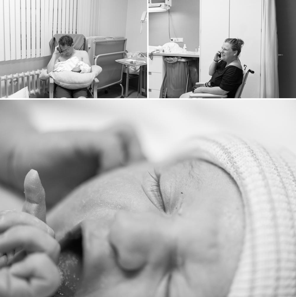 Bevallingsfotografie Zeeland