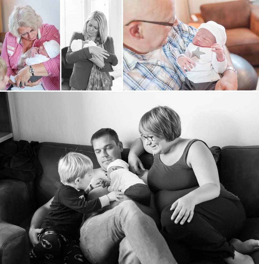 Photographer at birth