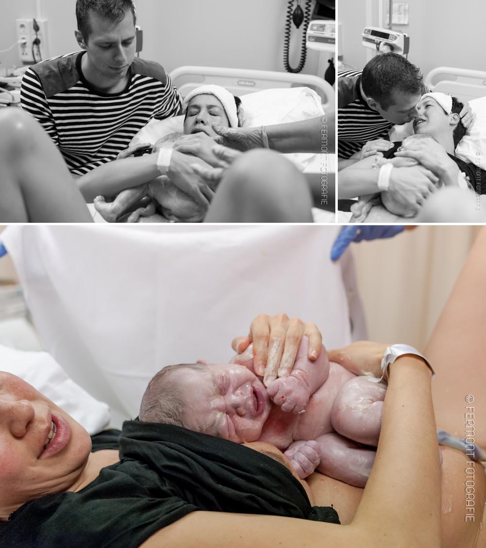 Geboortefoto's
