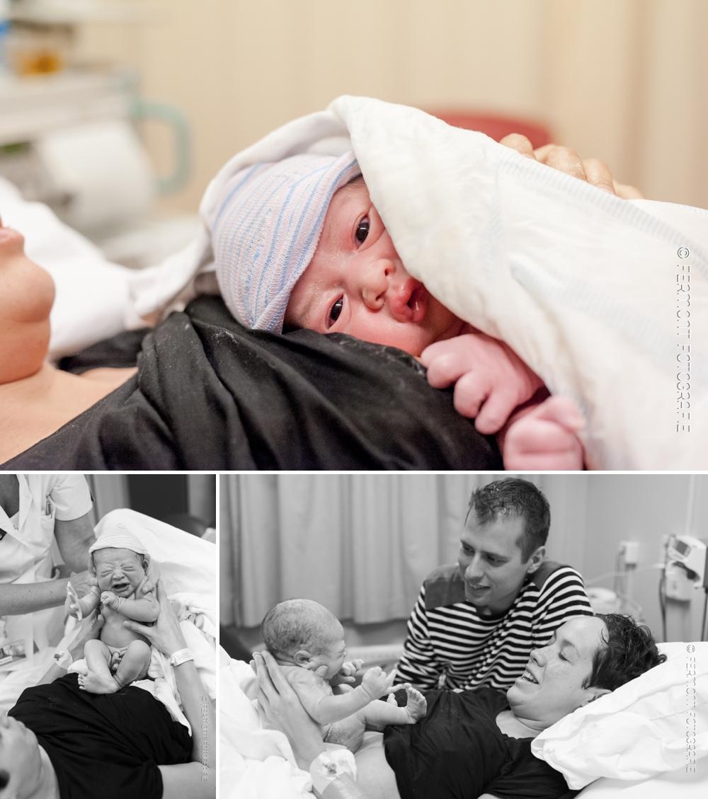 Bevallingfotografie