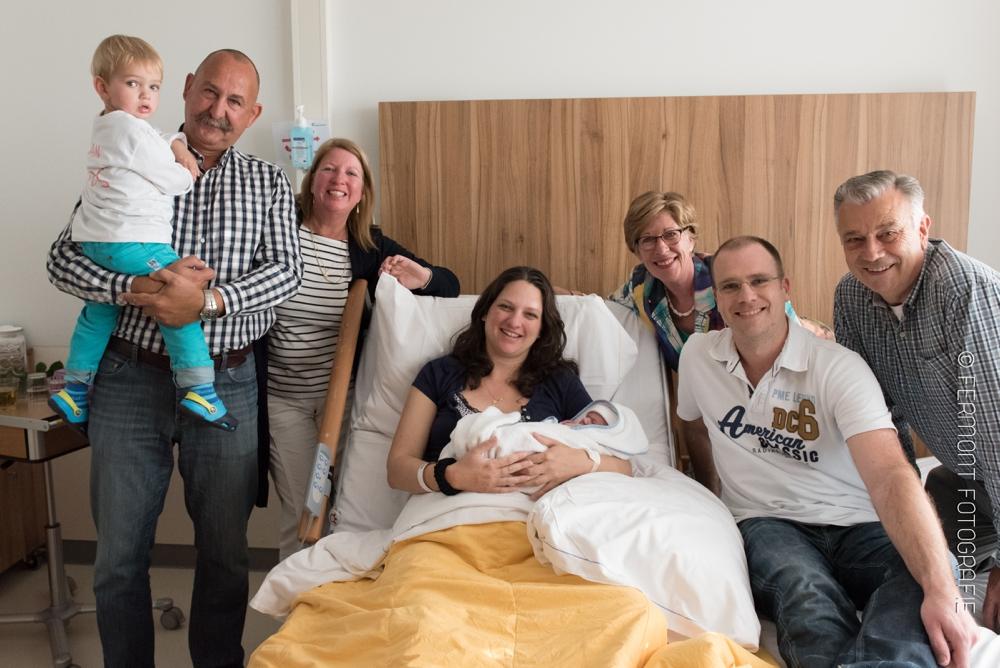 Bevallingsfotografie Brabant