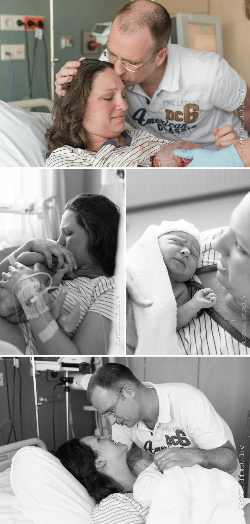 Bevallingsfotografie