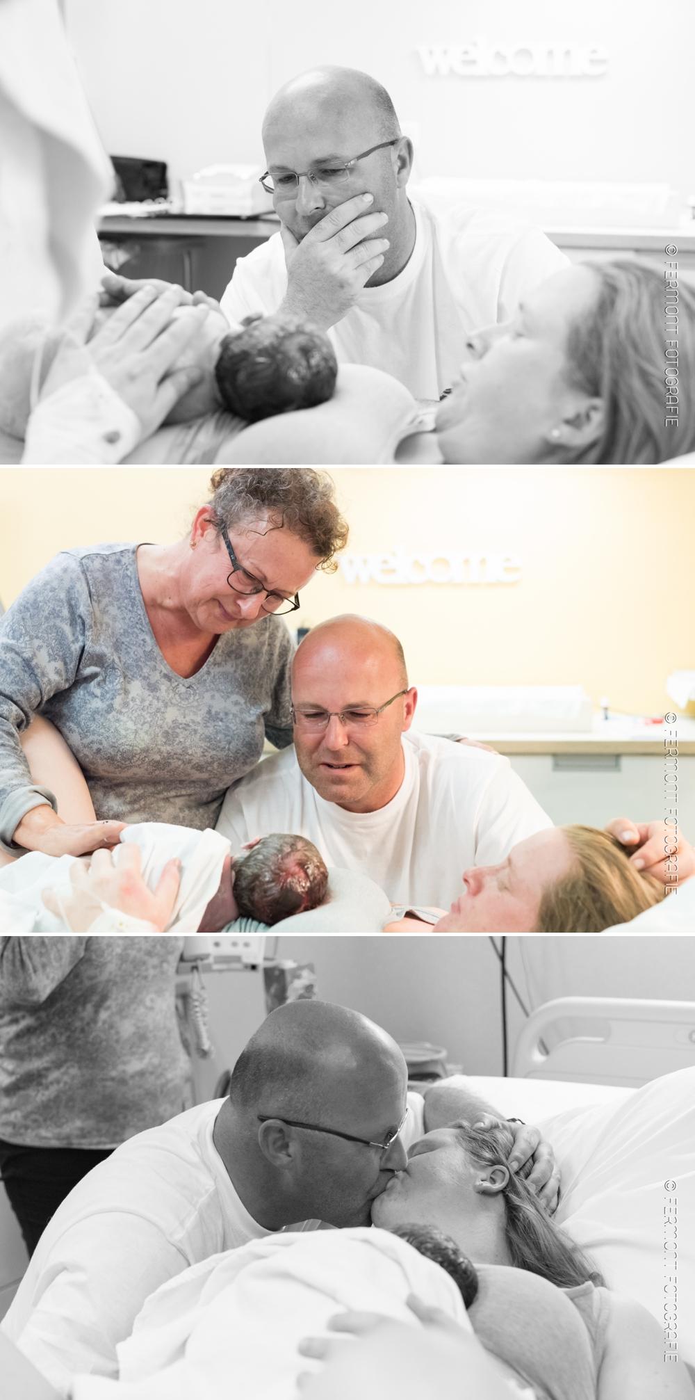 Geboortereportage Zeeland