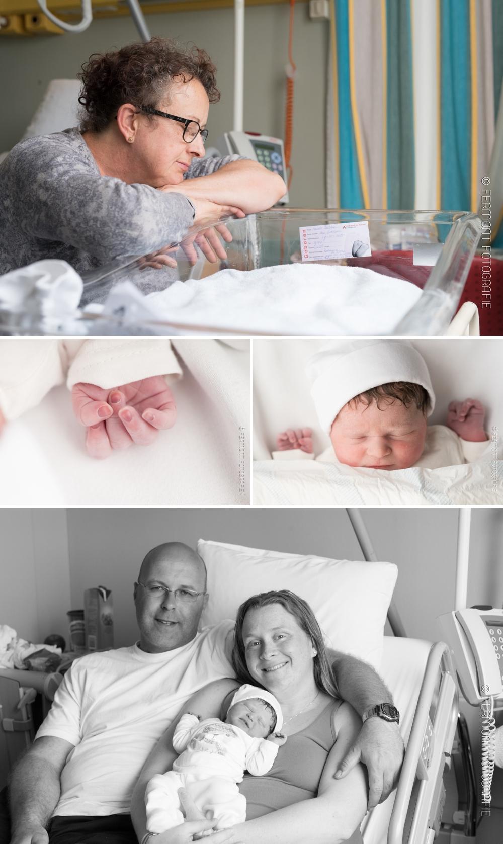 Geboortefotografie Zeeland