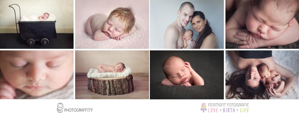Workshop newbornfotografie