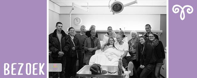 Bezoek na de geboorte | Geboortefotografie