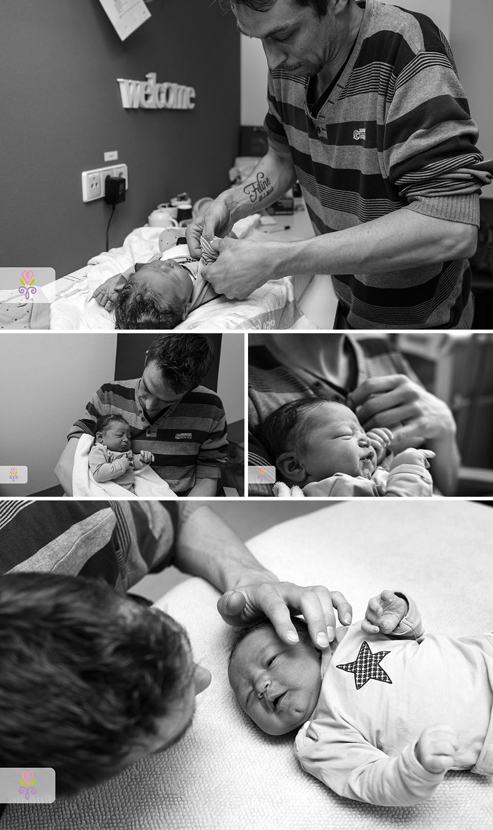 Geboortefotograaf Zeeland