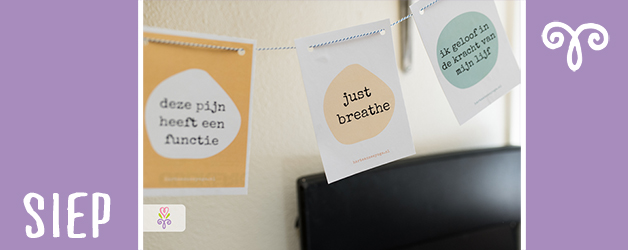 Just Breathe | Hallo Siep! |Thuisbevalling