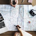 Practical problems and tips when planning a long journey