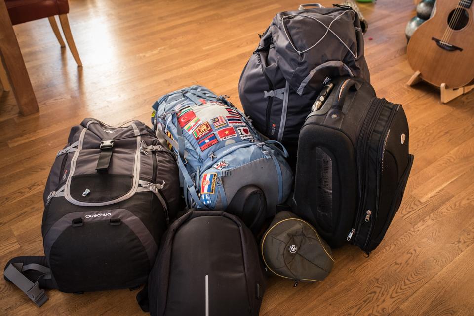 Paklijst - Wat neem je mee op wereldreis