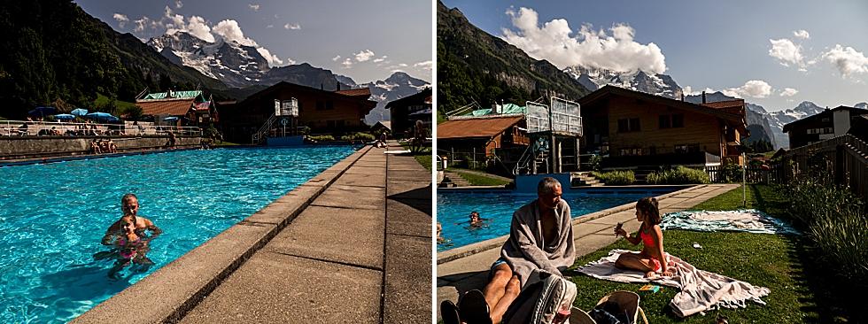 Zwembad Wengen