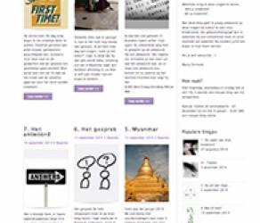 49. Eerste blogs
