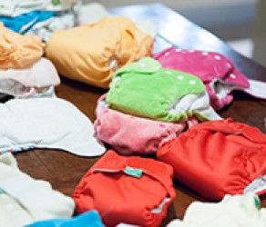 81. Why cloth diapers?