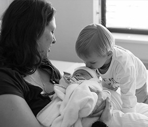 De tweede gaat anders | Geboortefotografie Breda