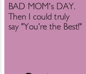 106. Bad mother (/father)?