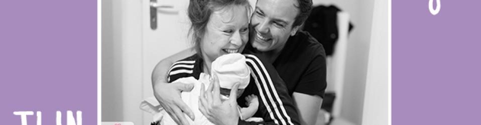 Niets zoals gepland, maar wel perfect   Geboortefotografie