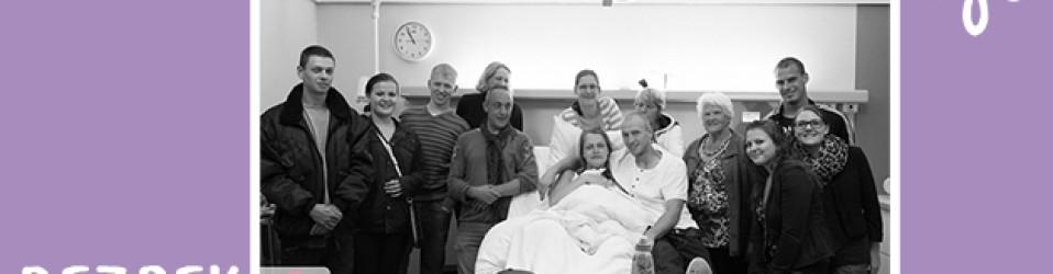 Bezoek na de geboorte   Geboortefotografie