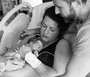 Een pittig klein meisje | Geboortereportage
