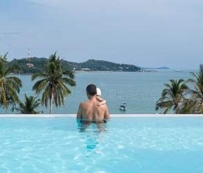 De eerste dagen in Phuket
