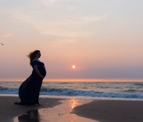 HUGO, NATALIE & ELINA | BEACH SHOOT IN MAY