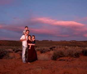 A MATERNITY SESSION IN THE UNITED STATES!