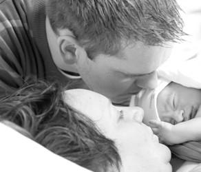Een mooie natuurlijke bevalling | Geboortefotografie Terneuzen